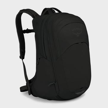 Black Osprey Radial Backpack (26L - 34L)