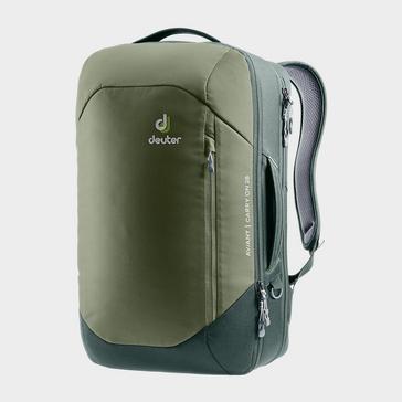 Green Deuter AViANT Carry On 28 Litre Backpack