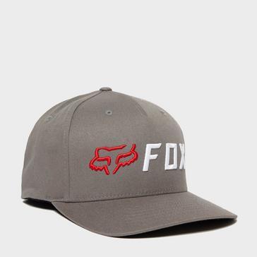 Grey|Grey Fox Men's Cut Off Flexfit Hat