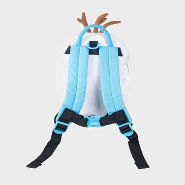 White LITTLELIFE Olaf Toddler Backpack
