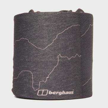 Black Berghaus Logo Neck Gaiter