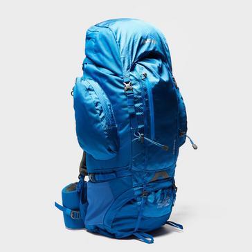 Blue VANGO Sherpa 65 Rucksack