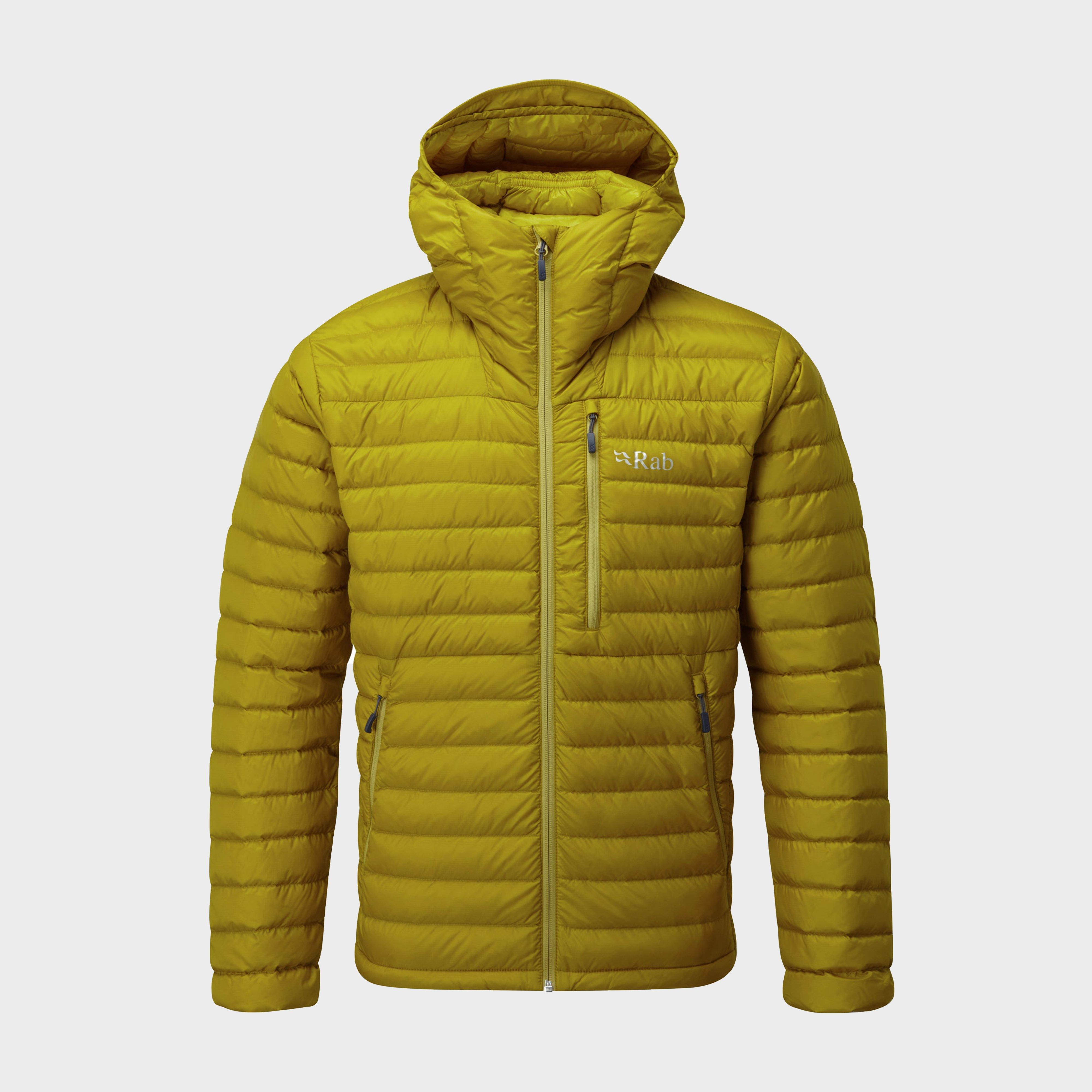 Rab Rab Mens Microlight Alpine Down Jacket - N/A, N/A