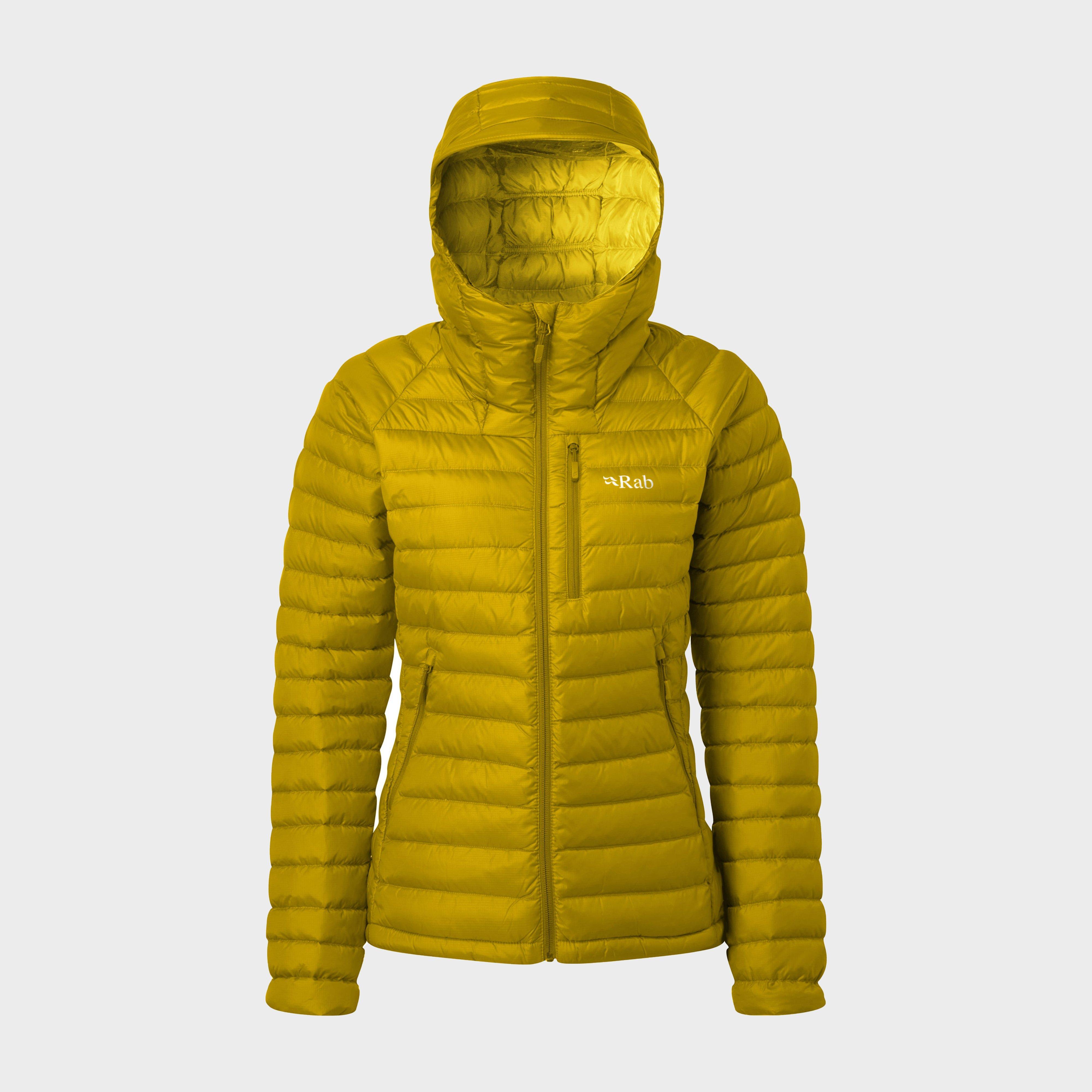 Rab Rab Womens Microlight Alpine Down Jacket - N/A, N/A
