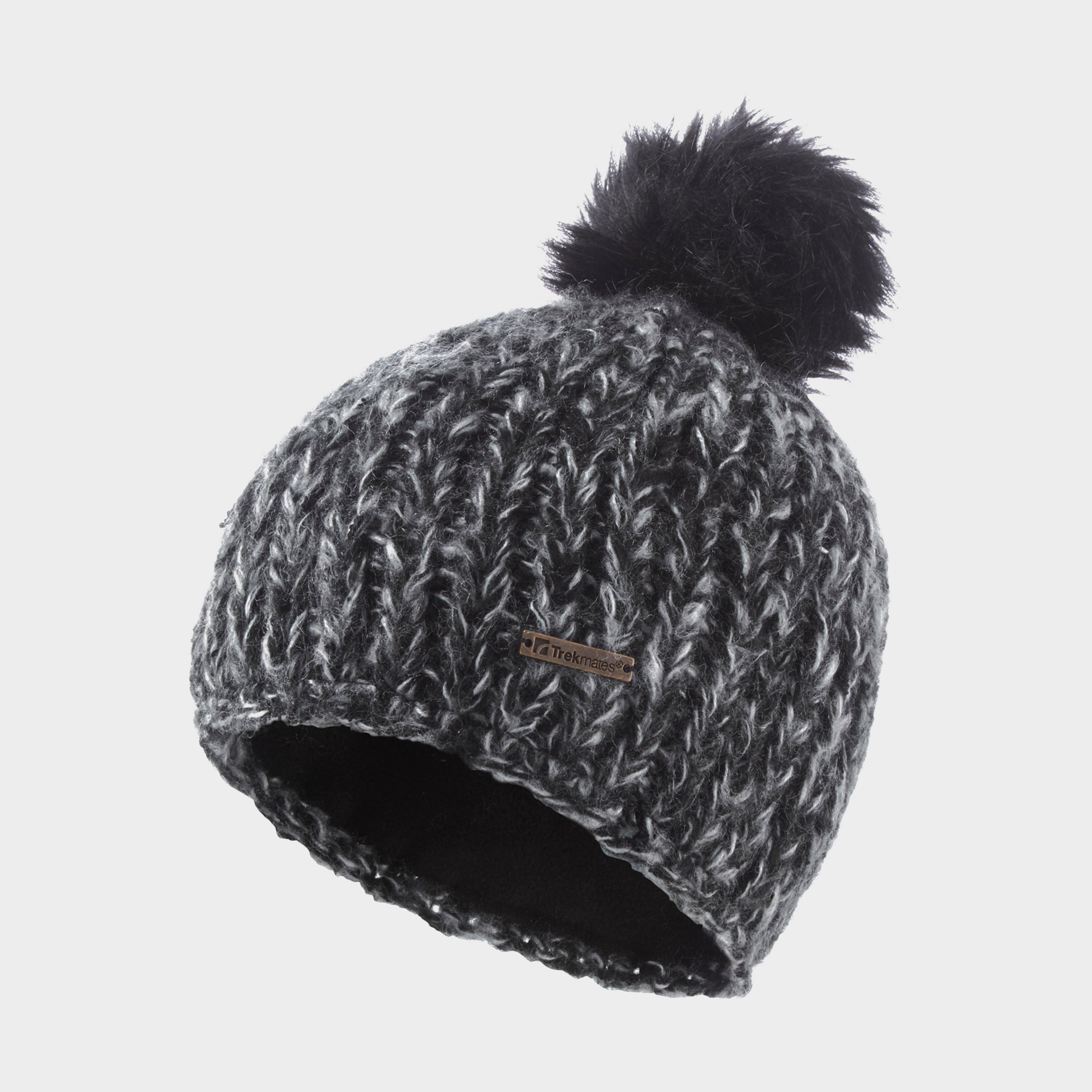 Trekmates Trekmates Womens Moya Knit Hat, Grey