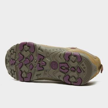 Grey Hi Tec Women's Quadra Classic Walking Shoes