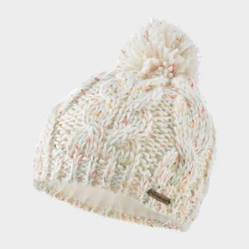 Beige Trekmates Kids' Maisy Knit Hat Jnr