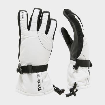 White Trekmates Women's Mogul Glove