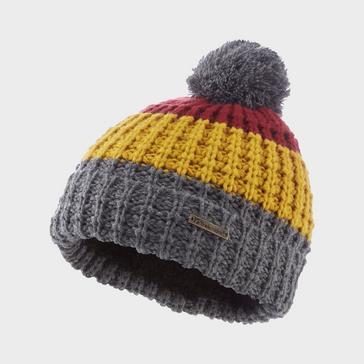 Youth Boys Tek Gear Warm Tek Lined Beanie Hat /& Glove Set Grey//Orange OSFA