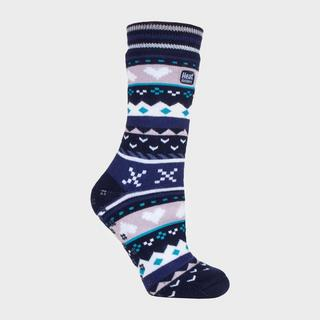 Women's SOUL WARMING Dual Layer Slipper Socks