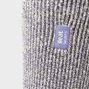 Grey Heat Holders Women's Twist Socks image 5