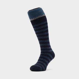 Mens Stripe Ski Sock