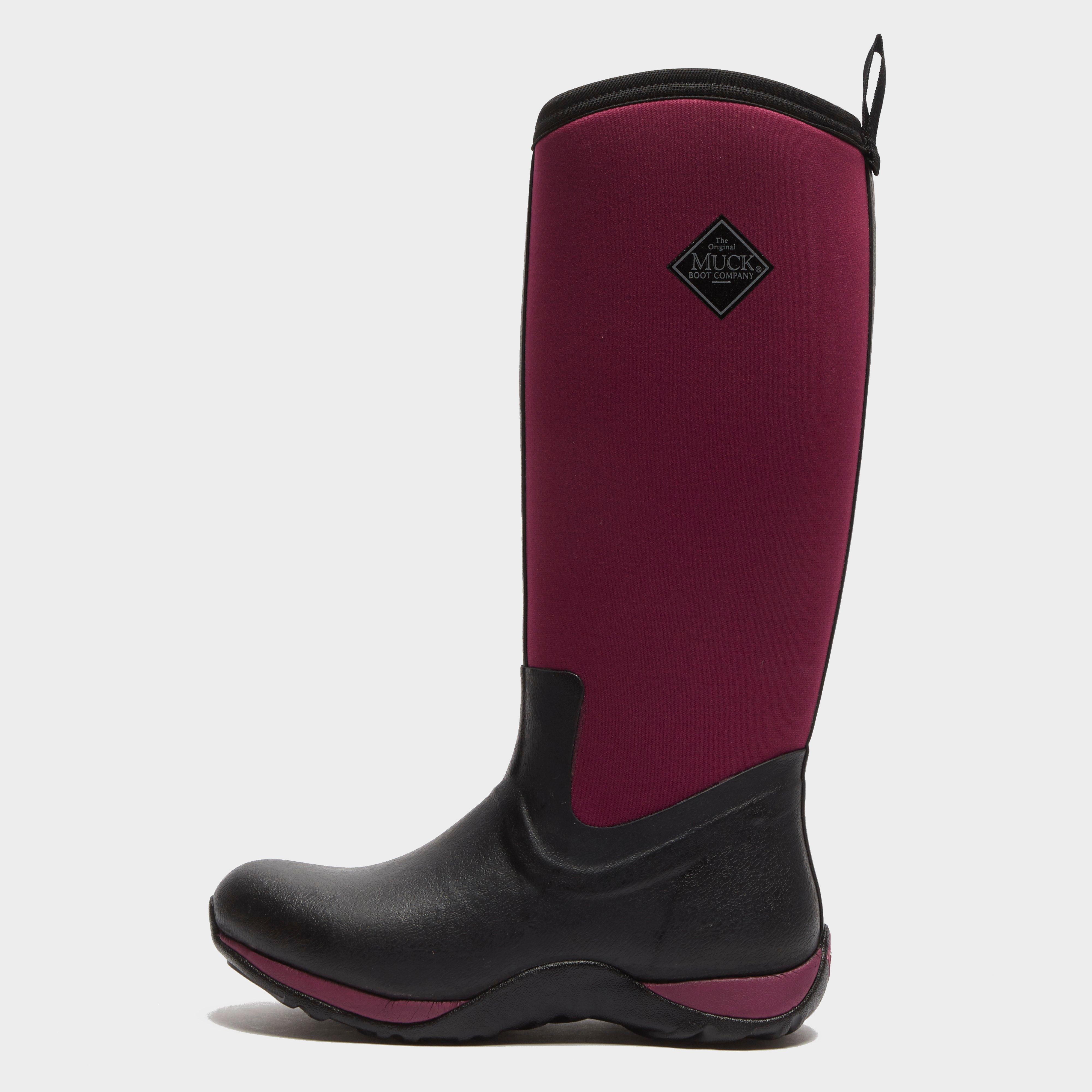Muck Boot Women's Arctic Adventure Wellington Boots - Purple, Purple