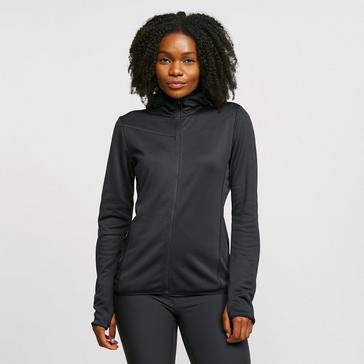 Black Craft Women's Eaze Sweat Hood Jacket