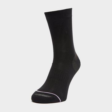 Black 1000 MILE Tactel® Ultimate Liner Socks