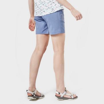 Blue Craghoppers Women's Kiwi Pro III Shorts