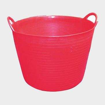 Red Prostable Flexi Feed Tub (40 Litre)