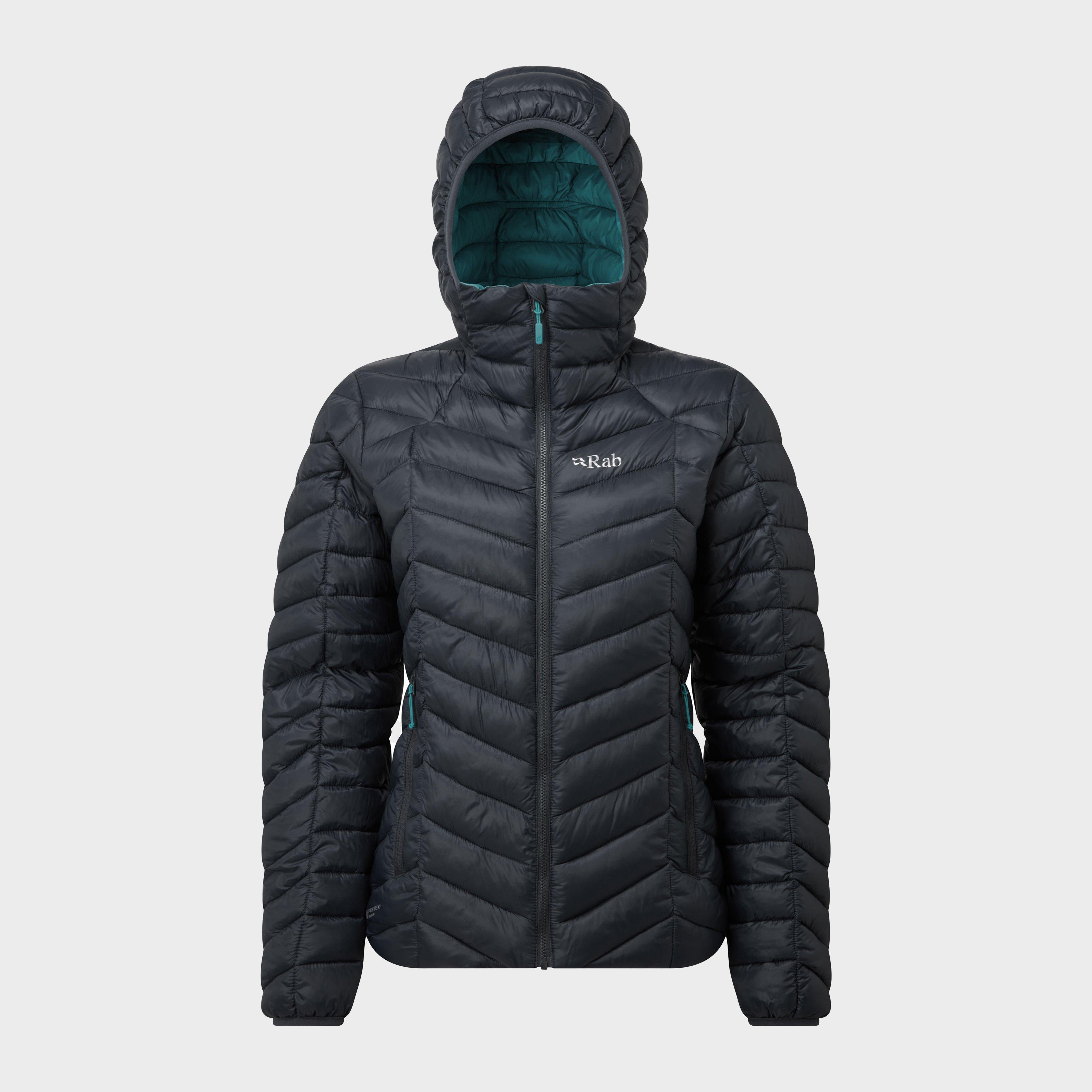 Rab Rab Womens Nimbus Insulated Jacket, Black