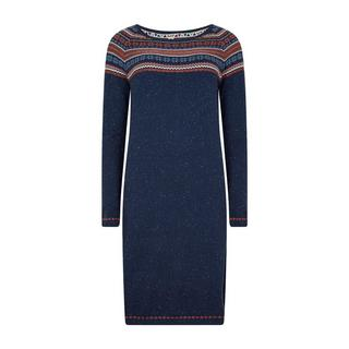 Women's Sebah Fair Isle Knitted Dress