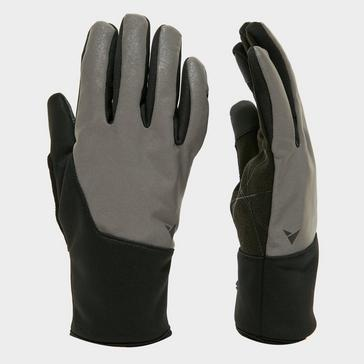 White Altura Thunderstorm Cycling Gloves