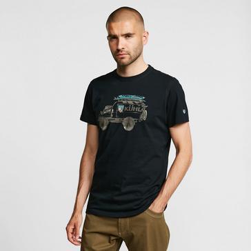 black Kuhl Men's Stealth Mog T-Shirt