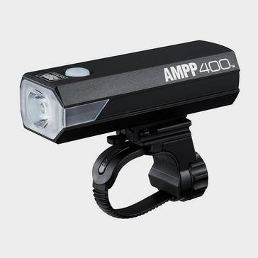 Black Cateye AMPP 400 Front Bike Light