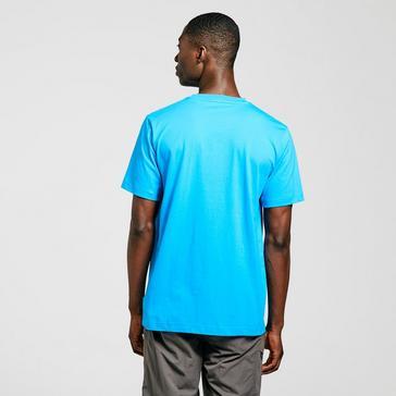 Blue Berghaus Corporate Logo T-Shirt