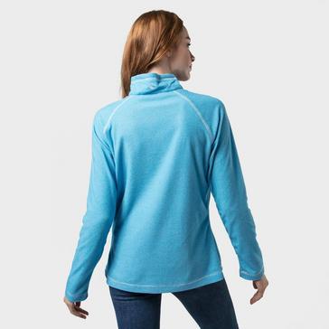 Regatta Women's Montes Lightweight Half-Zip Fleece