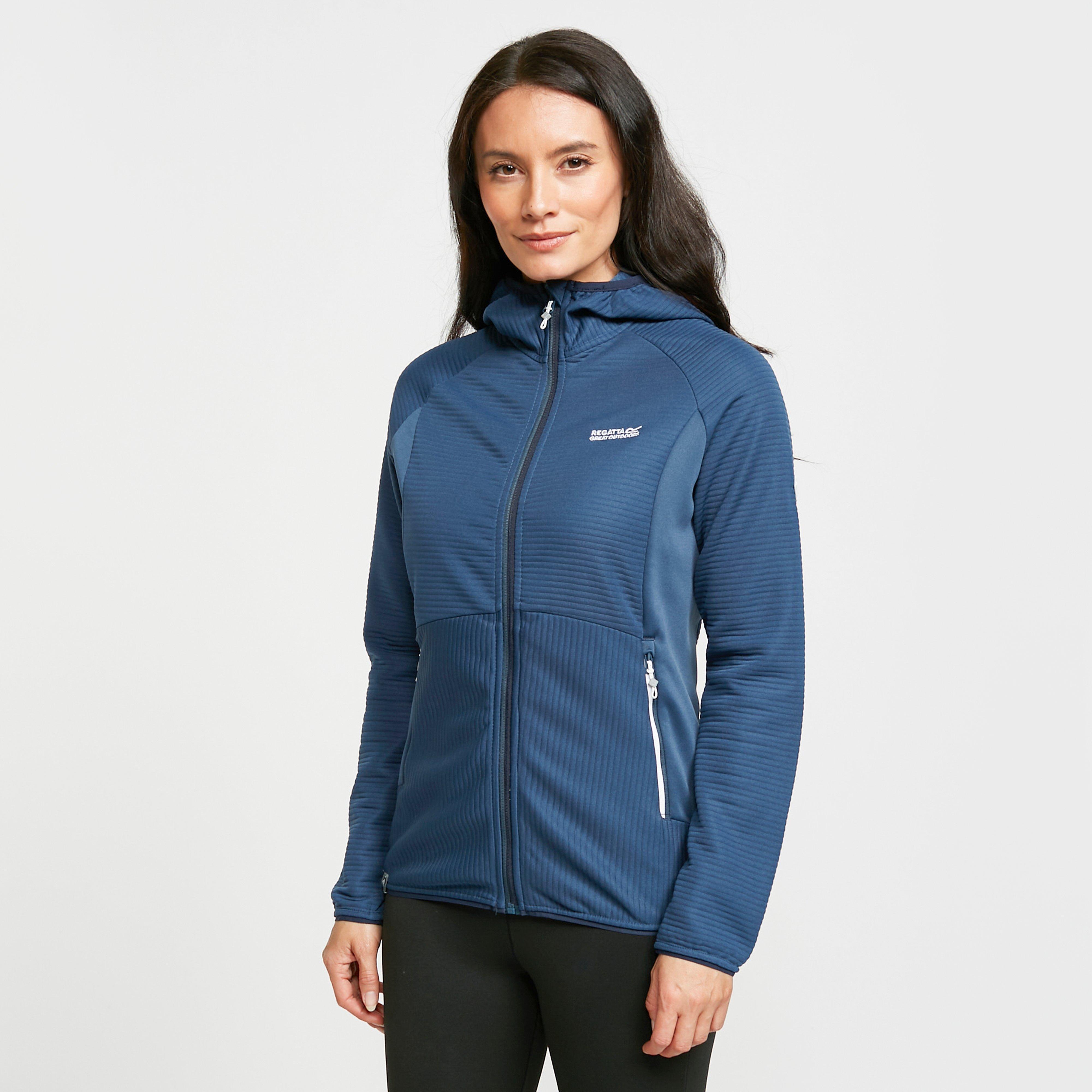 Regatta Regatta Womens Terota Full-Zip Fleece, Blue