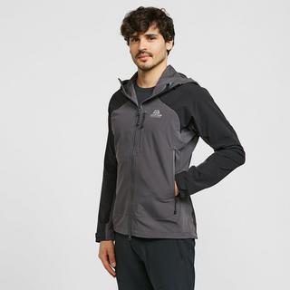 Men's Frontier Hooded Softshell Jacket