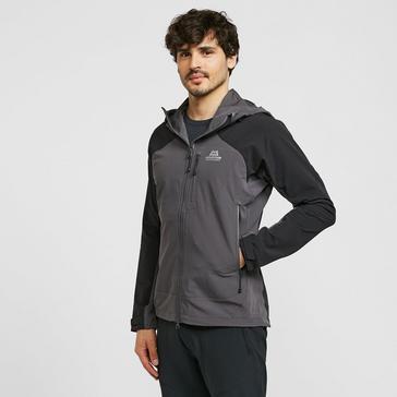 Mountain Equipment Men's Frontier Hooded Softshell Jacket