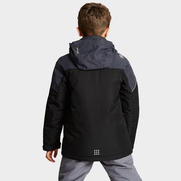 Black Dare 2B Kids' Oath Ski Jacket