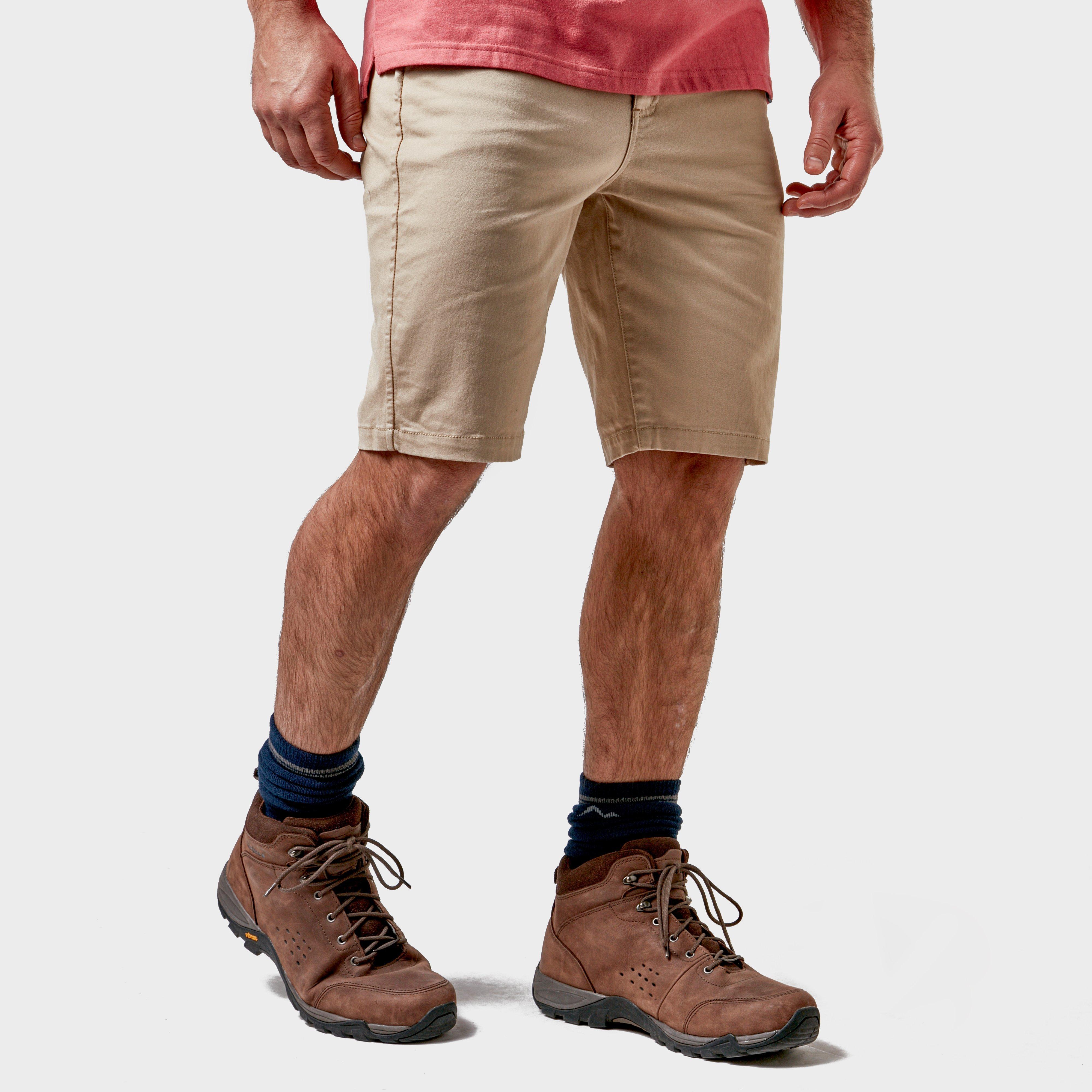 Regatta Men's Salvator Shorts - Beige/Sto, Beige