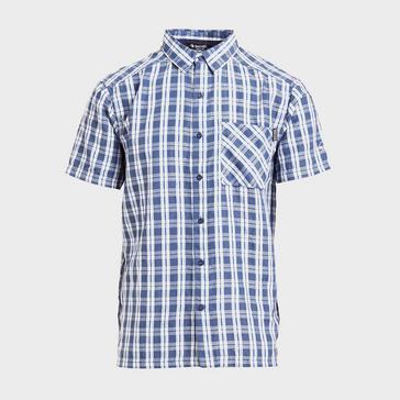 Regatta Men's Mindano V Short Sleeve Shirt