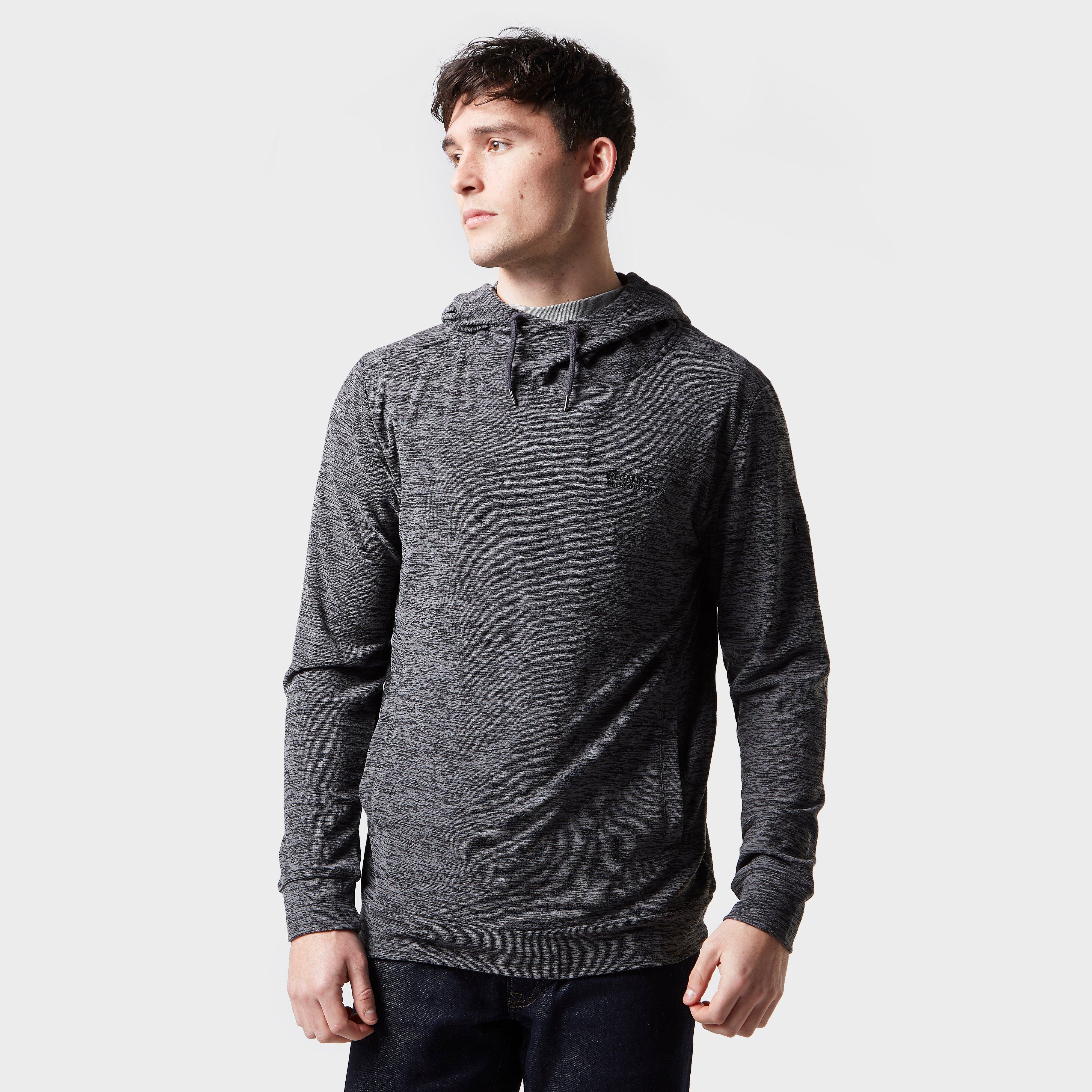 Regatta Regatta Mens Kalmond Hoodie - Grey, Grey