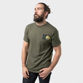 Men's Quantum Pollocks Artist T-Shirt