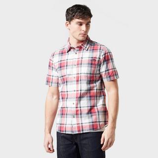 Men's Modbury Short Sleeve Chequered Shirt