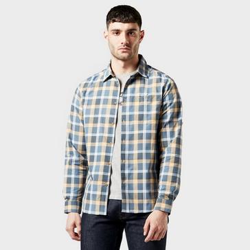 Multi Craghoppers Men's NosiLife Balbor Long Sleeved Check Shirt
