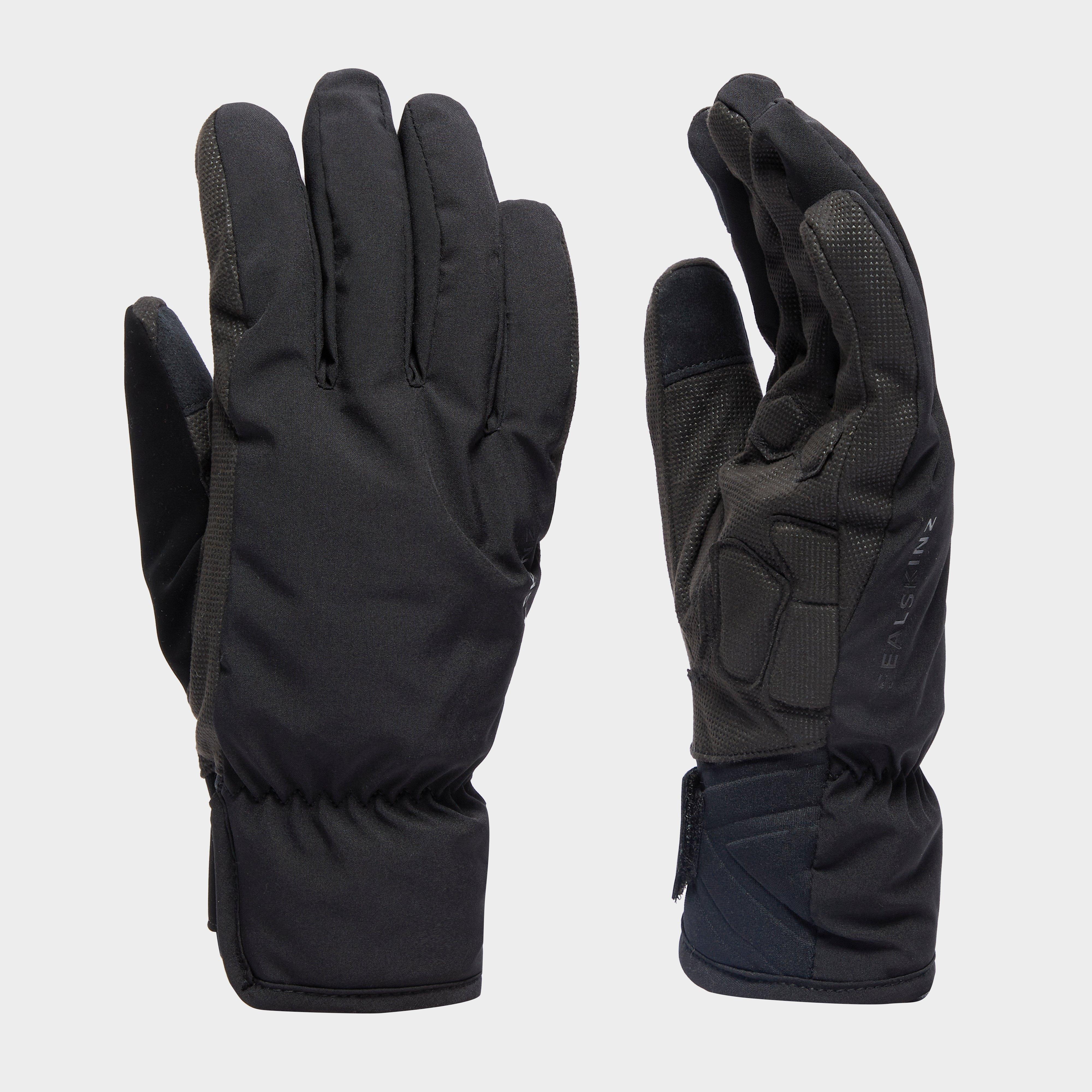 Sealskinz Men's Brecon Gloves - Black/Blk, Black