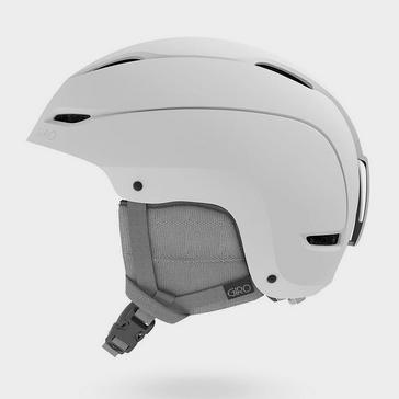 Grey GIRO Women's Ceva Snow Helmet