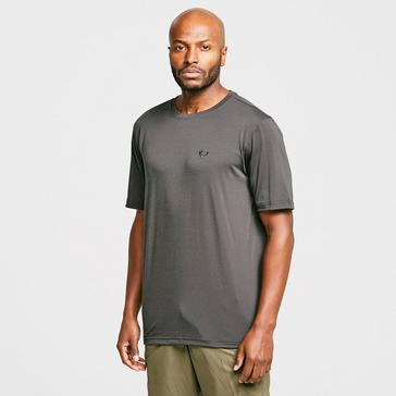 Grey Brasher Men's Wicking T-shirt