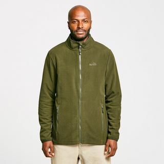 Men's Full-Zip Grid Fleece
