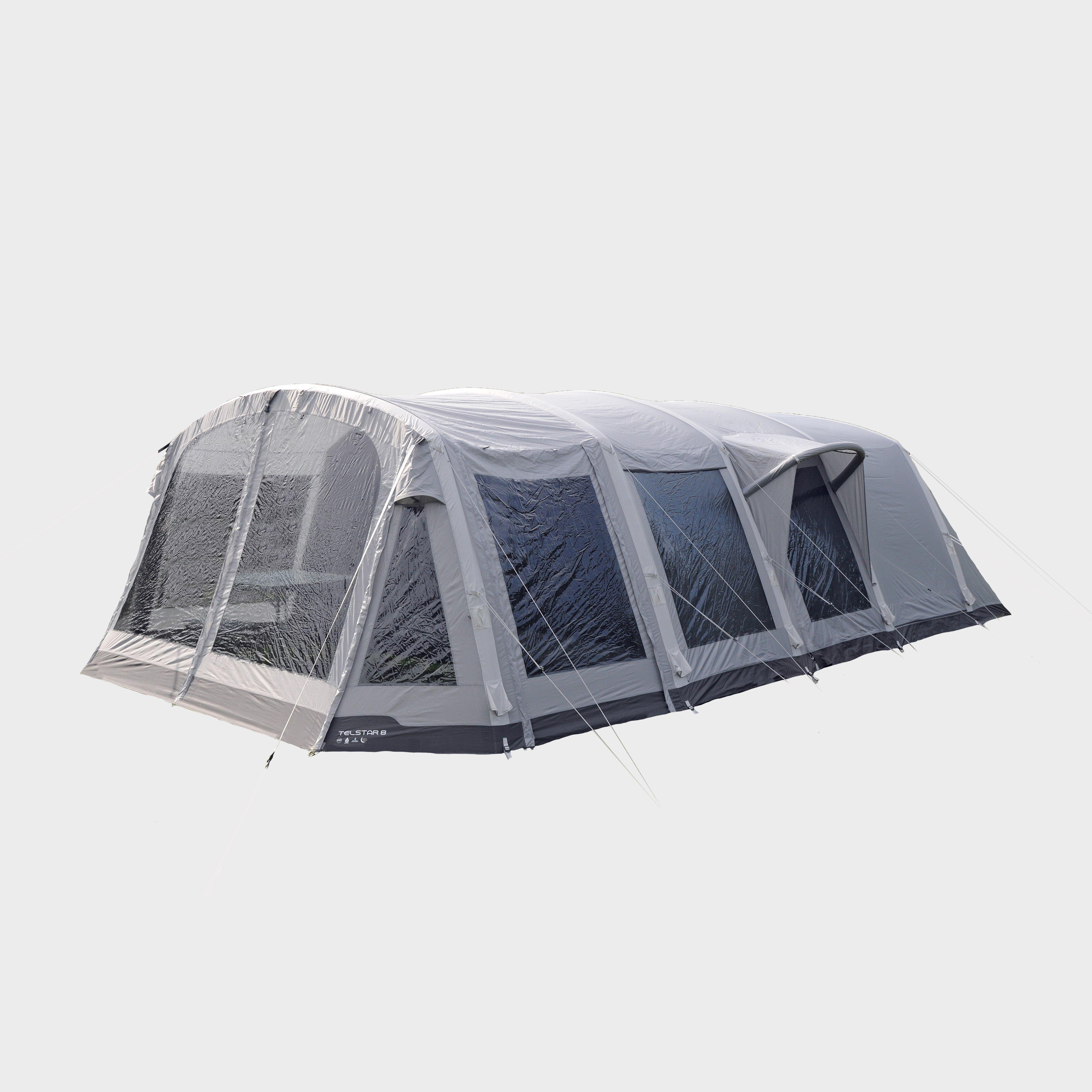 Berghaus Berghaus Telstar 8 Nightfall Air Tent, Grey