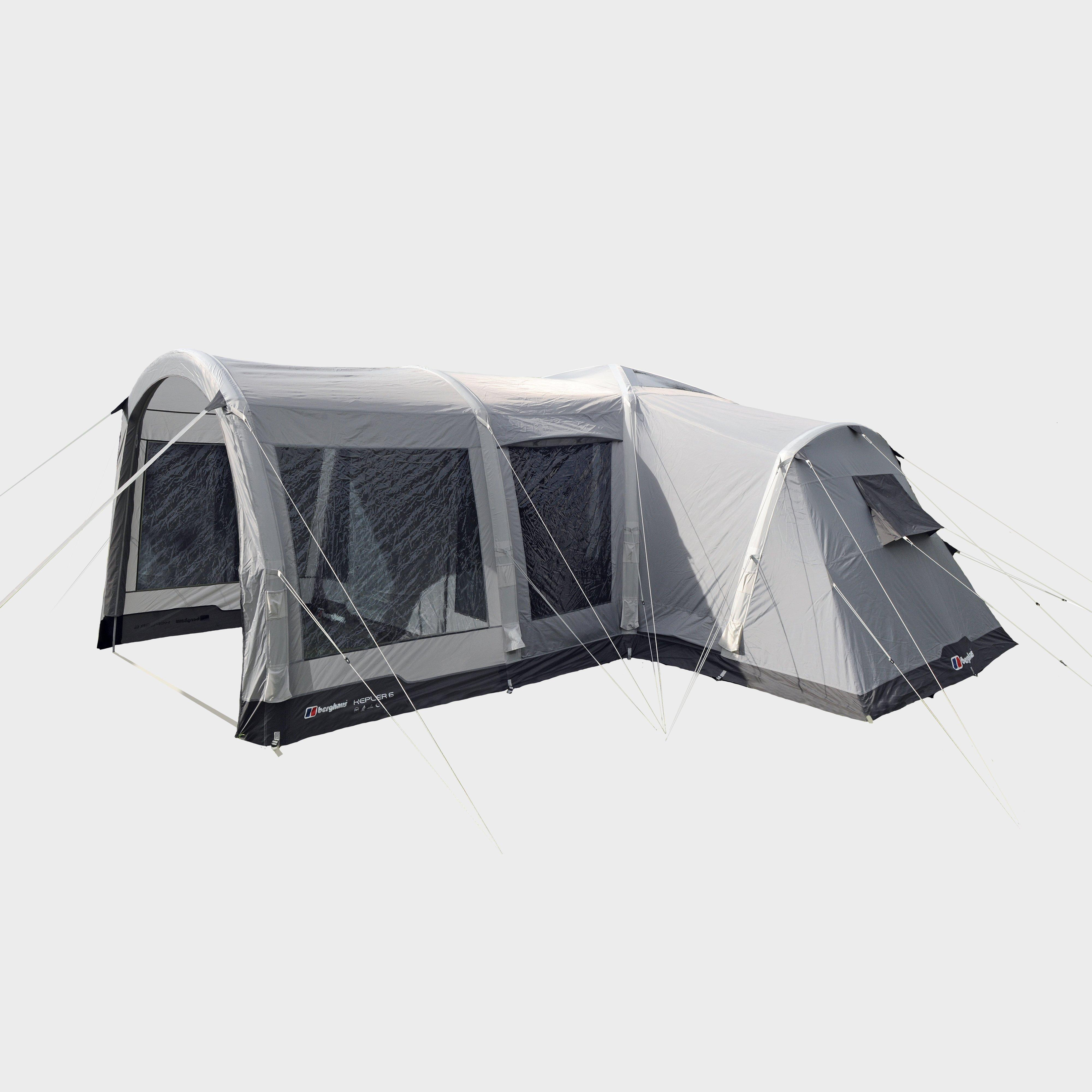 Berghaus Berghaus Kepler 6 Nightfall Air Tent, Grey