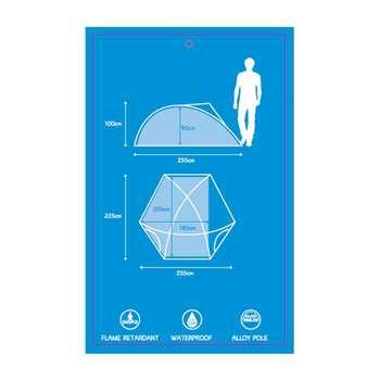 Berghaus Kepler 6 Air Tent