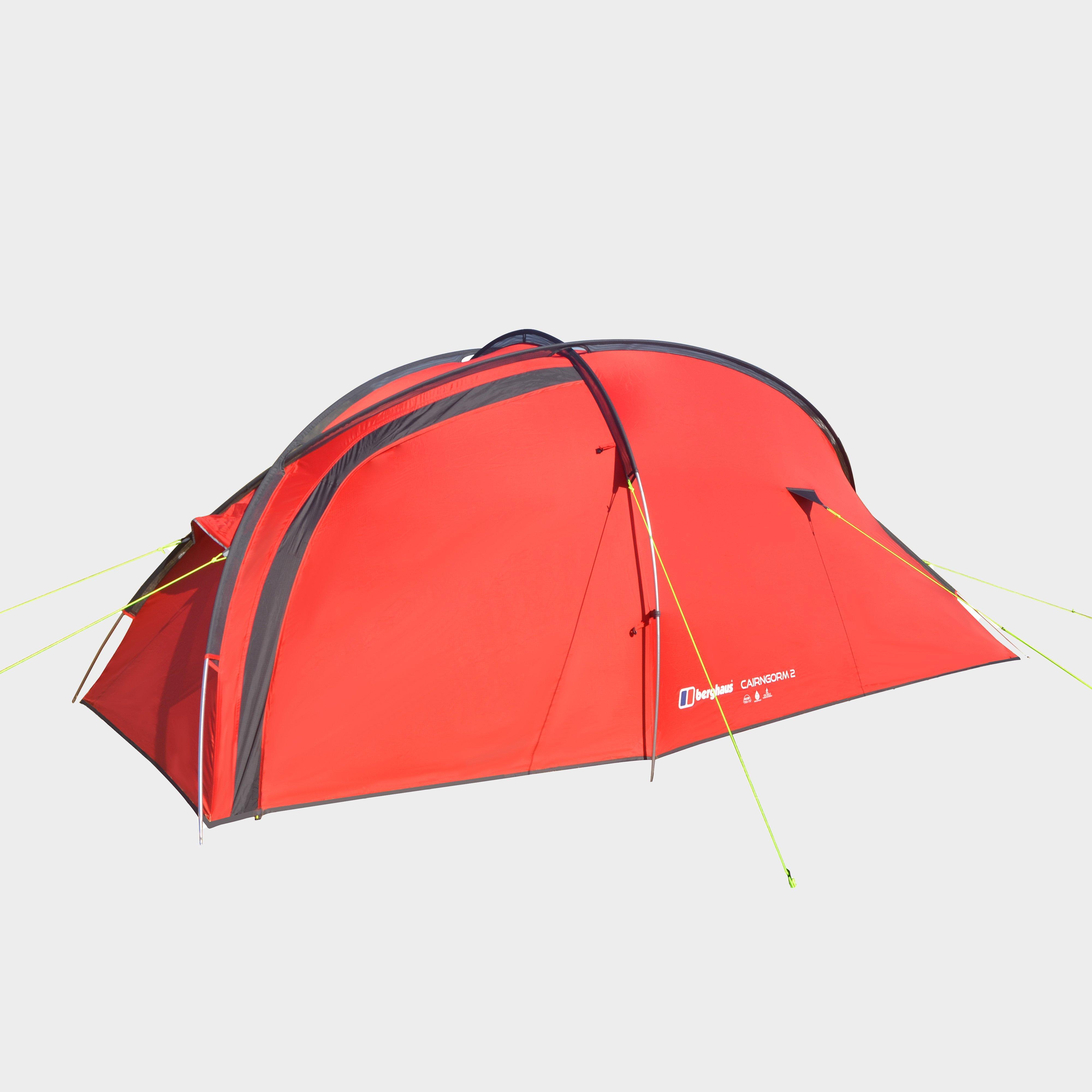 Berghaus Berghaus Cairngorm 2 Tent - Red, Red