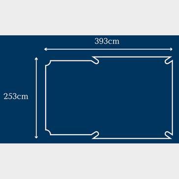 Grey|Grey Berghaus Kepler 9 Tent Carpet