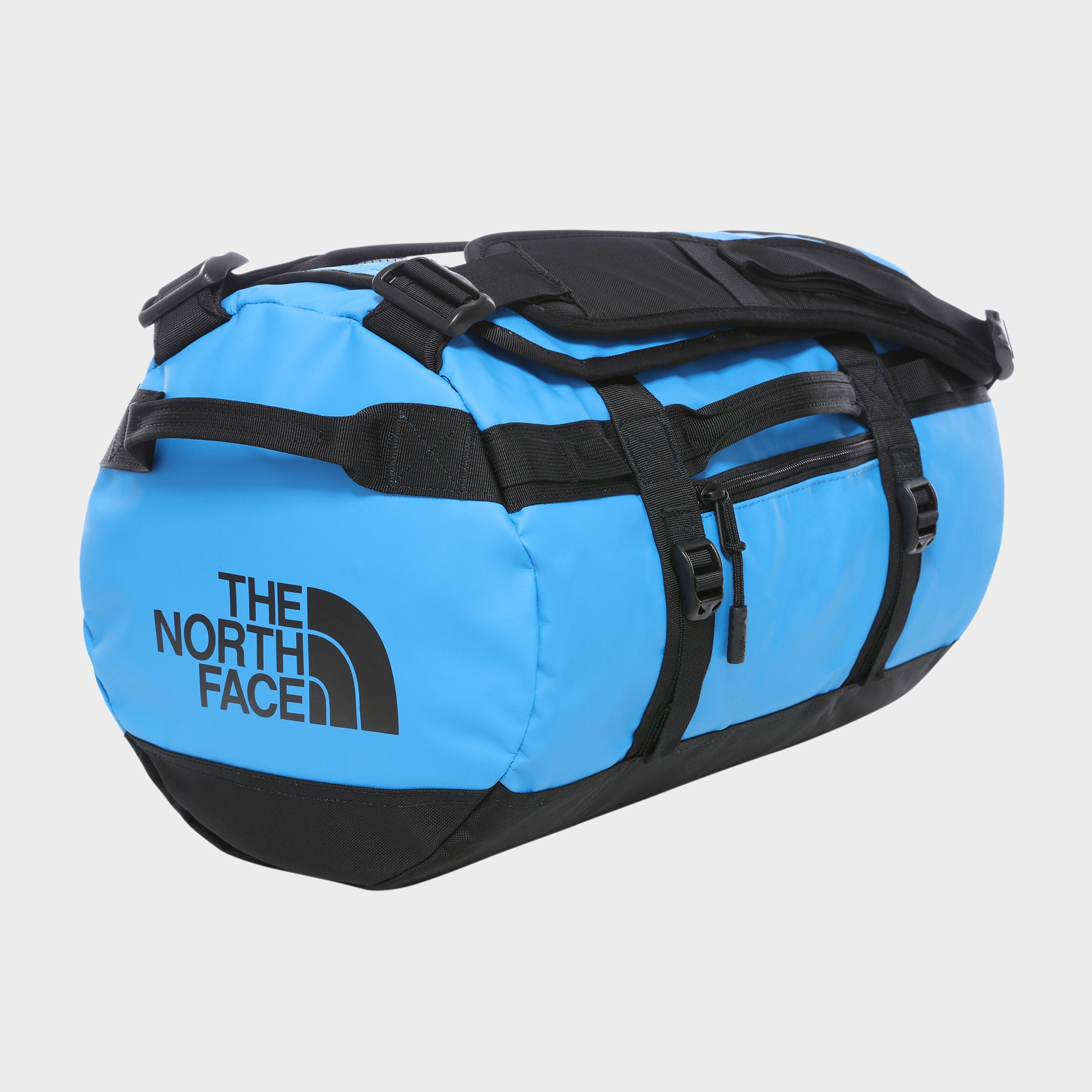The North Face Basecamp Duffel Bag (Extra Small) - Blue/Blu, Blue