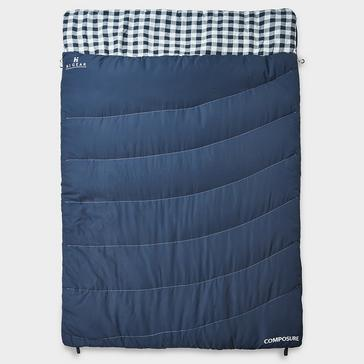HI-GEAR Composure Double Sleeping Bag