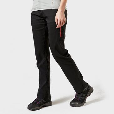 BLACK Craghoppers Women's Verve Trousers